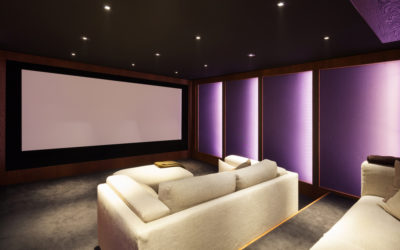 What To Consider When Designing Your Home Theater